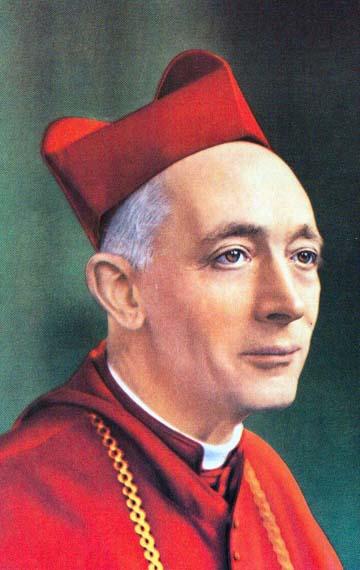 Blessed Ildefonso Cardinal Schuster, O.S.B. - Vultus Christi