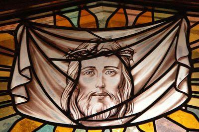 Holy Face in church of Fr Horgan.jpg