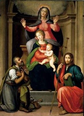 Santa Famiglia, Ghirlandaio.jpg