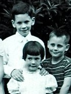 Mark, Danny, Donna June 4 1959.jpg