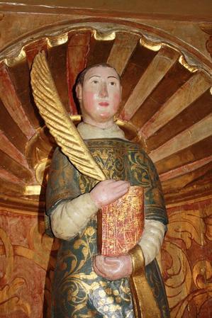 Saint Cyriacus statue 16th c.jpg