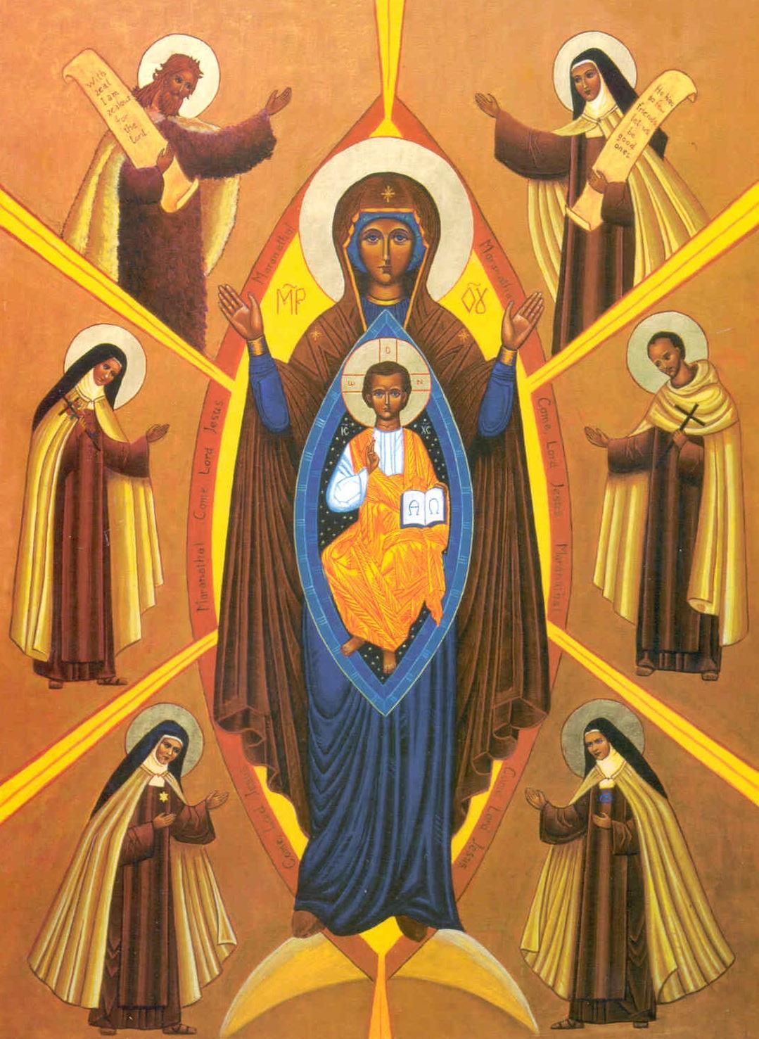 holy mary jesus cross - photo #46