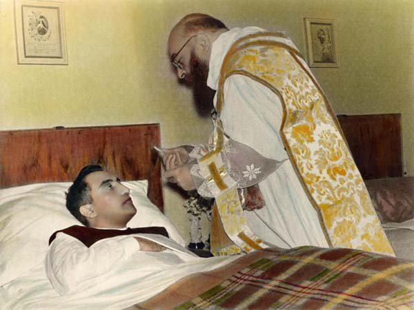 A Little Brother of Saint Thérèse – Vultus Christi