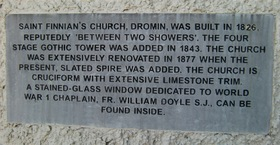 Fr Doyle Plaque.JPG